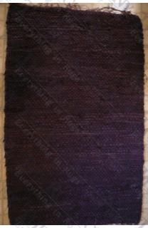 Extra Thick Rag Plum (2'x3')