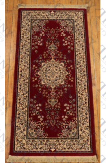"""Royalty Red Medallion (2'2""""x4'7"""")"""