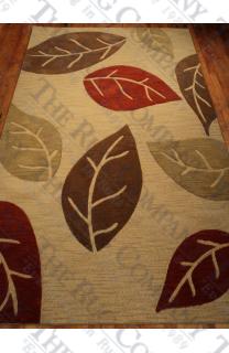 Wool Custom High/Low Leaves (5'x8')